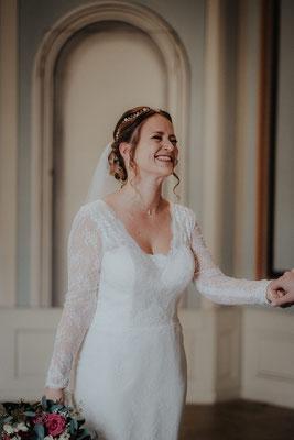 Hochzeitsfotograf Kevin Biberbach; Ich: Haare & MU