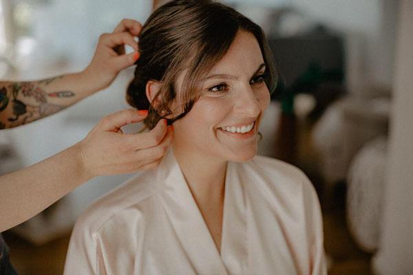 Jessica Braun Photography; Ich: Haare