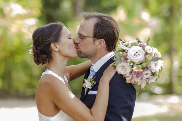 Hochzeitsfotograf Michael Wagenhäuser; Ich: Haare & Make Up