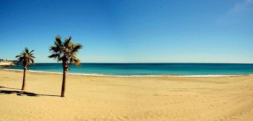 Calpe - Strand