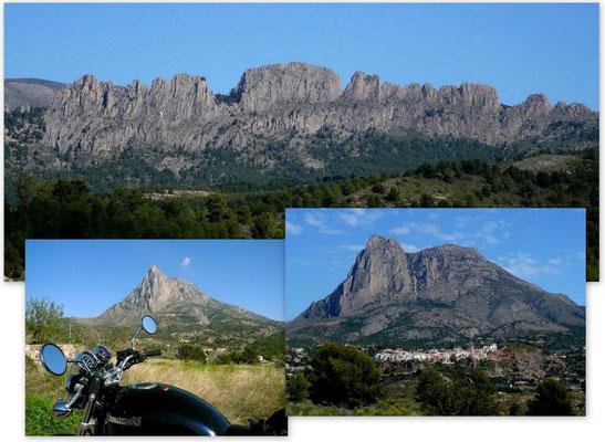Aitana - Gebirge