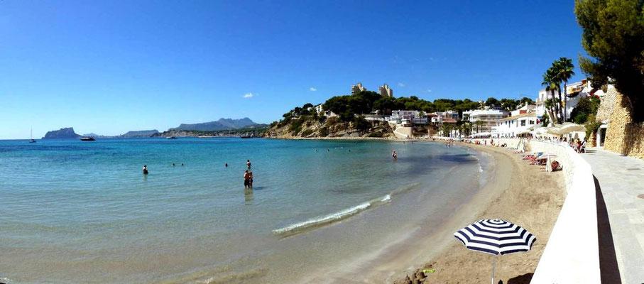 Moraira - Bucht El Portet