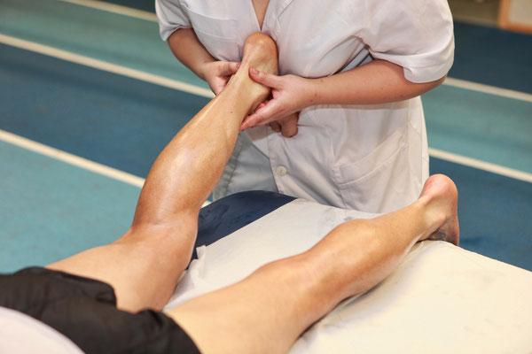 Massage de récup