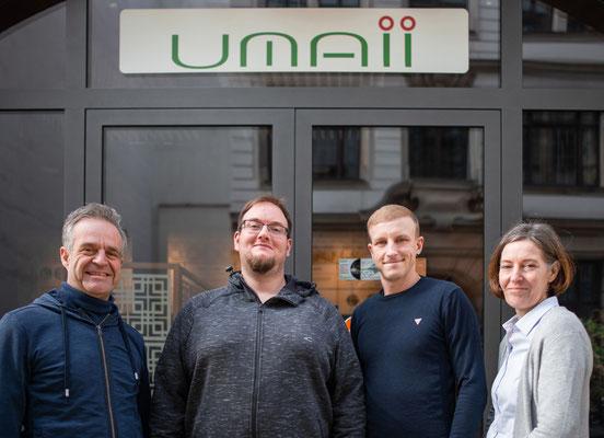 Umaii_Chefs mit Chefs