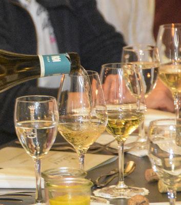 Biowein im Bio Restaurant Seekrug auf Langeoog