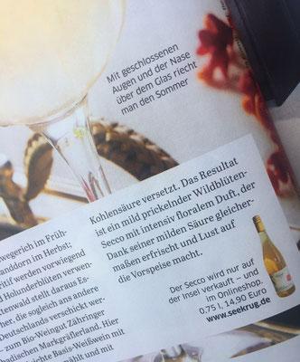 """Größtes Food-Magazin, """"Essen und Trinken"""""""