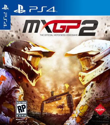 Concept Artwork per cover MXGP2 (Milestone)