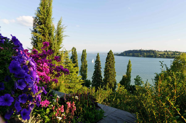 Blumeninsel Mainau  Foto: Andreas Wißing
