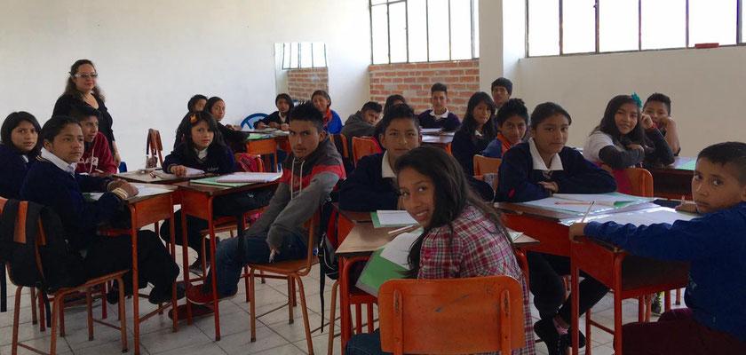 9. Klasse Schule Educare