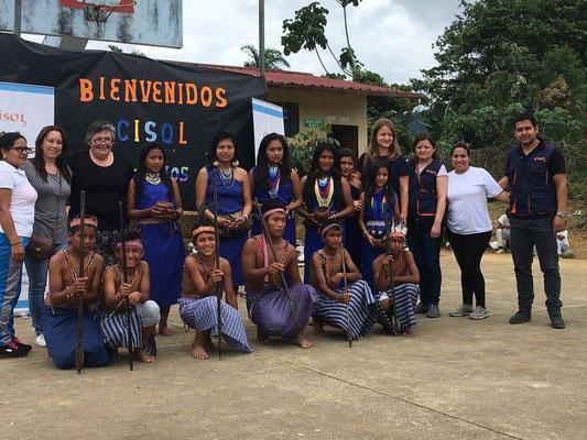 40. Jubiläum - Projektbesuch Amazonastiefland