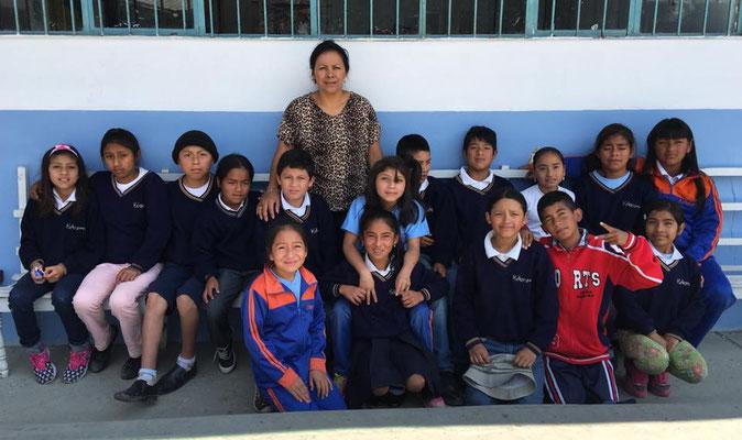 7. Klasse Schule Educare