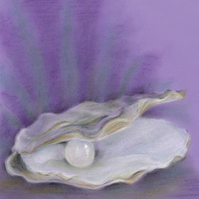Ich bin eine Perle. ichrondelle, was ich bin, Gisela Rott, Lebenskunst-edition, Künstlerhof Lavesum