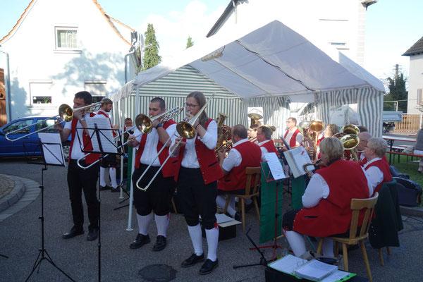 Hatzenbühler Dorfmusikanten