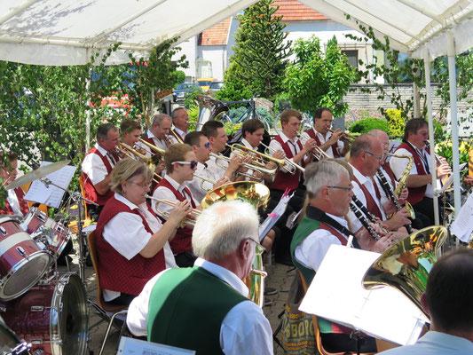 Feuerwehrfest Büchelberg
