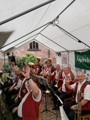 Vereinsausflug Weisenbach