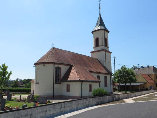 Kirche in Müllen