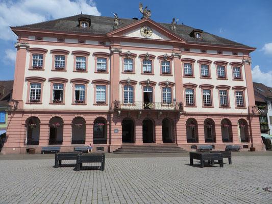 Rathaus in Gengenbach