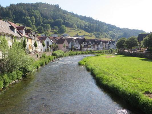 Wir verlassen Wolfach