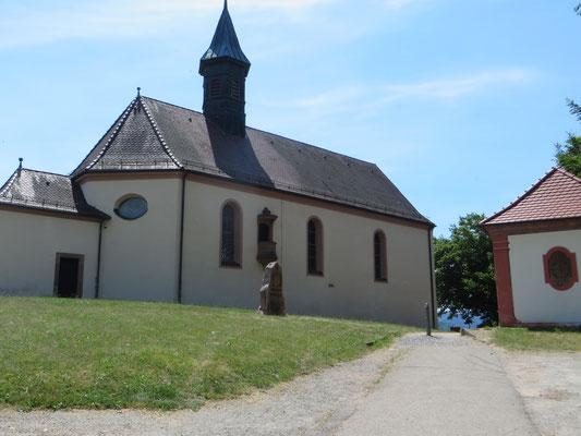 Jakobuskapelle auf dem Bergle