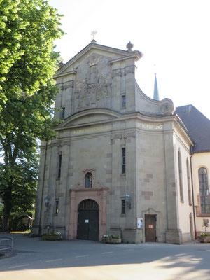 Wallfahrtskirche in Zell