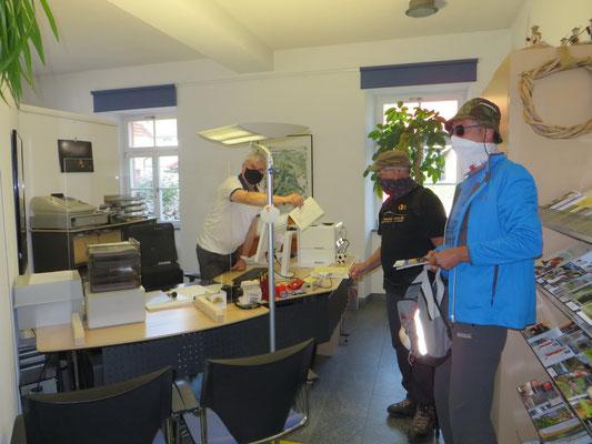 Touristenbüro Schenkenzell bei Martin Schmid