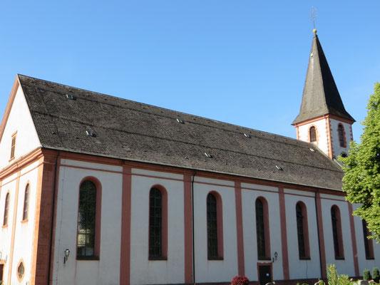 Stadtkirche in Zell