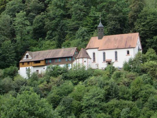 Wallfahrtskirche St. Jakob bei Wolfach