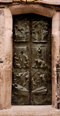 Porta Santa innen