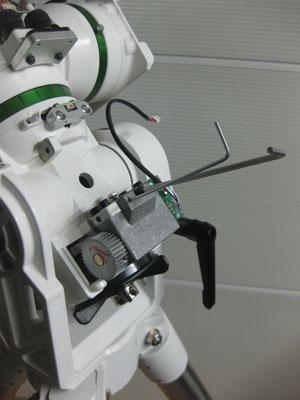 Getriebe einstellen EQ6R