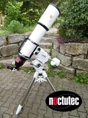Lunt 152 H-alpha Sonnenteleskop