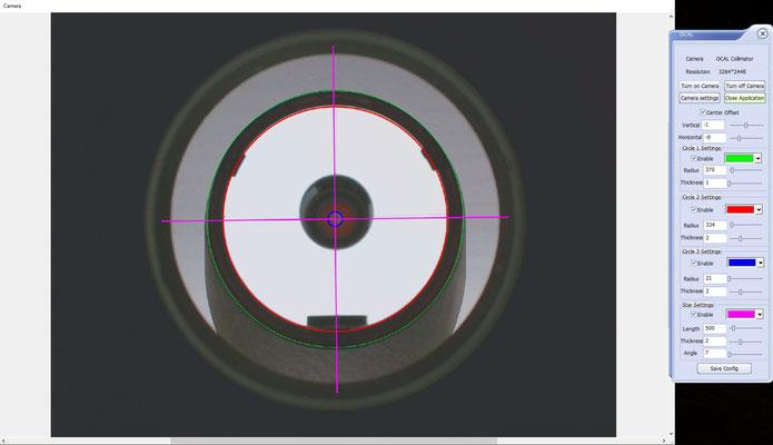 """8"""" f/4 mit eingebautem GPU Korrektor. OCAL PRO + Adapter M42 auf M48 (im Lieferumfang)"""