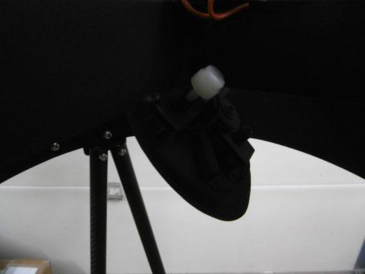 Beschichtung. Fangspiegel im eingebauten Zustand Teil 6