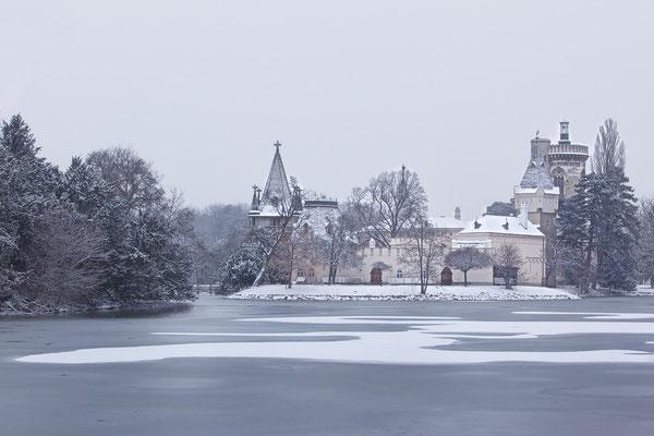 Franzensburg Schlosspark Laxenburg © c.rebl