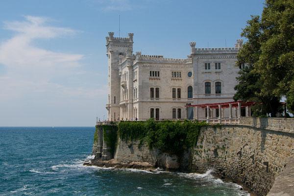 Schloss Miramare/Triest © c.rebl