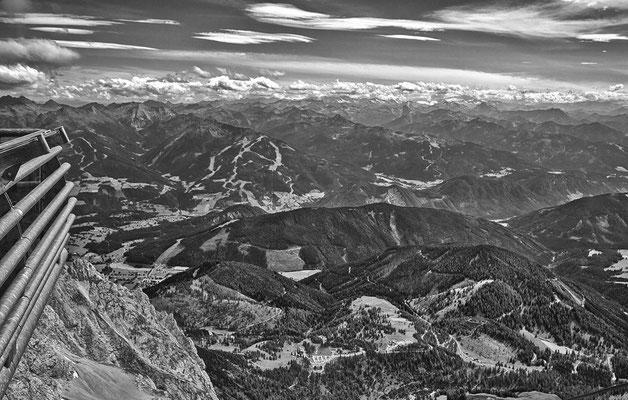 Skywalk Dachstein © c.rebl