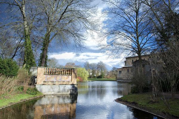Friedenskirche - Schlosspark Sans Souci / Potsdam  © c.rebl