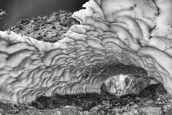 Eistunnel - Silberkar © c.rebl