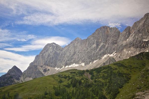 Dachstein Südwand © c.rebl