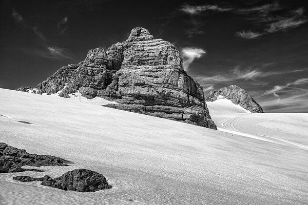 Am Dachsteingletscher © c.rebl