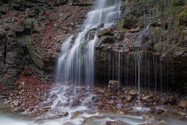 """""""Der letzte Wasserfall II"""" © c.rebl"""