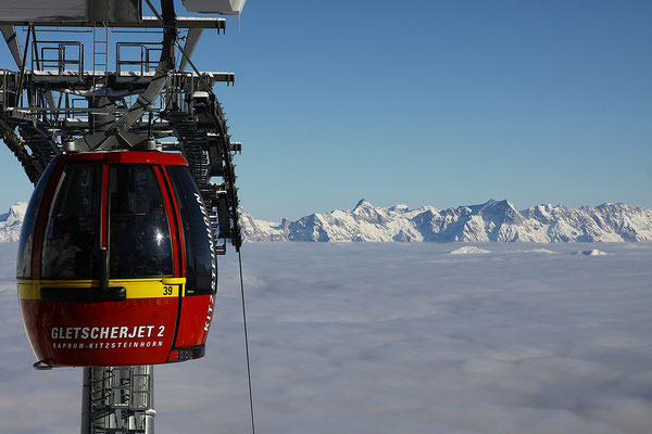 Gletscherjet © c.rebl