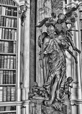 Stiftsbibliothek Admont © c.rebl