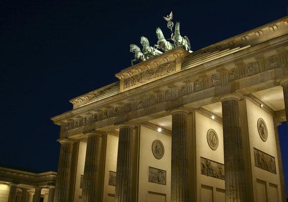 Brandenburger Tor / Berlin © c.rebl