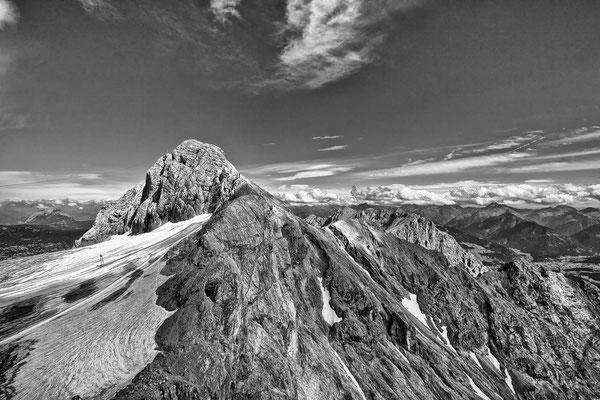Koppenkarstein / Dachsteigletscher © c.rebl