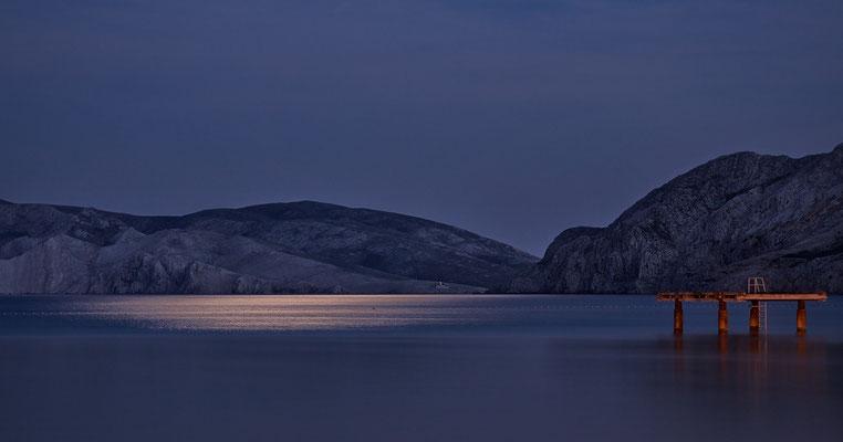 Nachtruhe in Baska © c.rebl