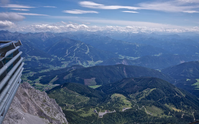 Skywalk Dachstein © c.rebl