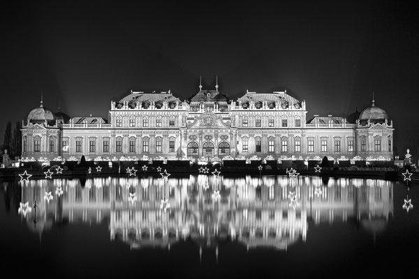 Christmas in Vienna - Schloss Belvedere  © c.rebl