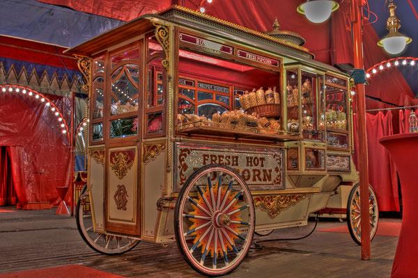 Circus Roncalli/Wien © c.rebl