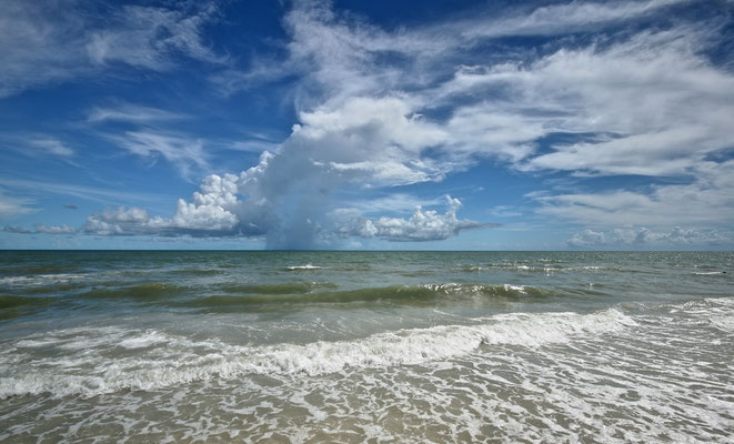 On the Beach - Sanibel Island © c.rebl