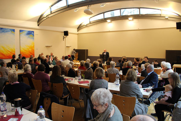 Neujahrsempfang St. Barbara Duisburg Hamborn Röttgersbach